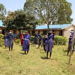 The Water Project: Mwikhupo Primary School -  Elbow Coughing