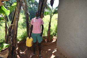 The Water Project:  Moses Carrying Water