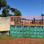 The Water Project: Itieng'ere Primary School -  School Gate