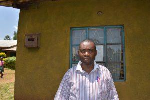 The Water Project:  Teacher Levi Wandera