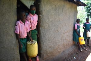 The Water Project:  Pupils Leave Home With Water