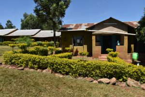 The Water Project:  School Buildings