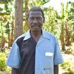 The Water Project: Maraba Community, Shisia Spring -  Samuel Weremba