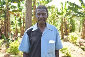 The Water Project:  Samuel Weremba