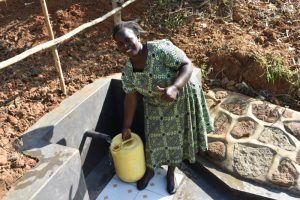 The Water Project:  Happy Smiles At The Spring