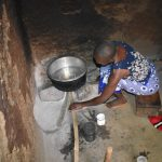 The Water Project: Emusaka Community, Manasses Spring -  Cooking Inside The Kitchen