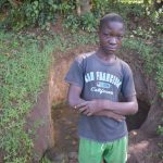 The Water Project: Emusaka Community, Manasses Spring -  Tyrone