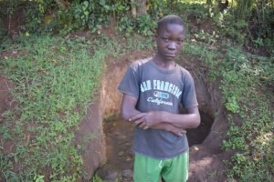 The Water Project:  Tyrone