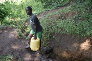 The Water Project:  Leaving The Spring