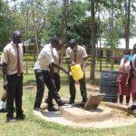 Epanja Secondary School Project Underway!