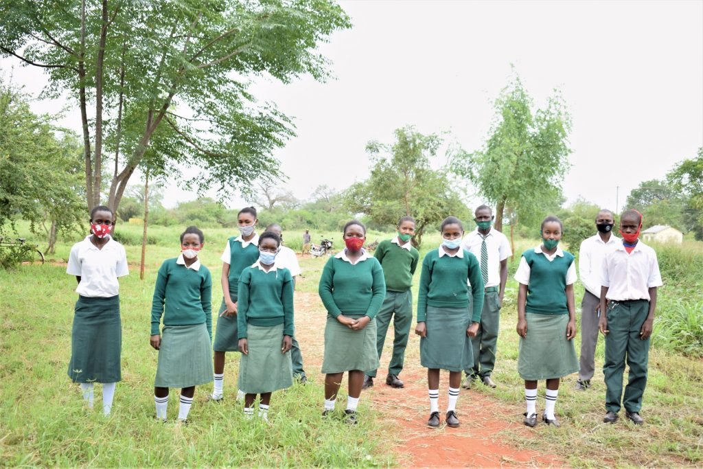 The Water Project : kenya21465-students-2