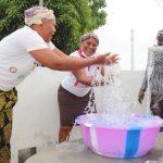 The Water Project: Lungi, New London, Saint Dominic's Catholic Church -  Well Celebration
