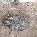 The Water Project: Lungi, Yongoroo, #7 Kamara Taylor Street -  Garbage Pit