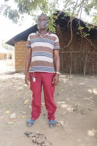 The Water Project:  Idrissa Kamara