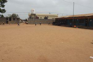 The Water Project:  School Landscape
