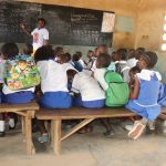 The Water Project: Masoila Gateway Baptist Church and Primary School -  Students Inside Classroom