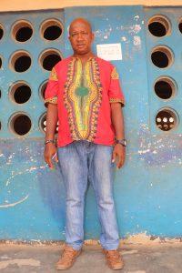 The Water Project:  Teacher Hassan Kamara