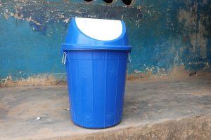 The Water Project:  Trash Bin