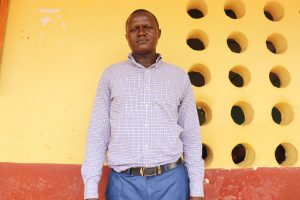 The Water Project:  Amidu Conteh Principal