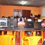 The Water Project: Munamakarr Secondary School -  Computer Lab