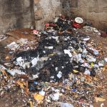 The Water Project: Munamakarr Secondary School -  Garbage