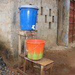 The Water Project: Munamakarr Secondary School -  Handwashing Station