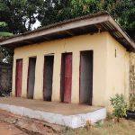 The Water Project: Munamakarr Secondary School -  Latrine
