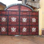 The Water Project: Munamakarr Secondary School -  School Gate