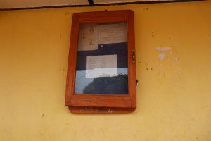 The Water Project:  School Notice Board