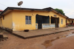The Water Project:  School Building