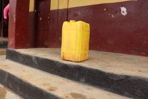 The Water Project:  Water Storage Container