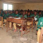 The Water Project: Kulafai Rashideen Primary School -  Students Inside Classroom