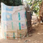 The Water Project: Lungi, Yongoroo, #7 Kamara Taylor Street -  Bath Shelter