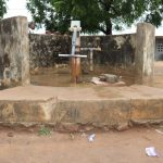 The Water Project: Munamakarr Secondary School -  Community Well