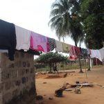The Water Project: Kulafai Rashideen Primary School -  Clothesline