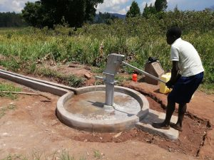 The Water Project:  Pumping The Well