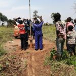 The Water Project: Ejinga Taosati Community -  Rehabilitating The Well