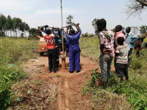The Water Project:  Rehabilitating The Well