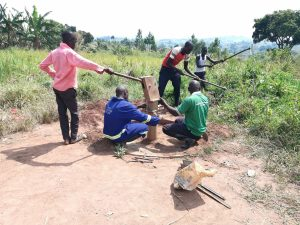 The Water Project:  Well Rehab