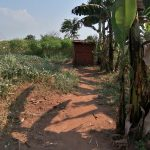 The Water Project: Byerima Community -  Latrine