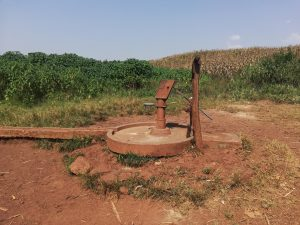 The Water Project:  Nonfunctional Well