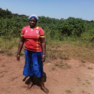 The Water Project:  Beatrice Atuhairwe