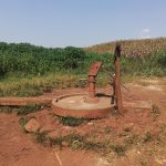 The Water Project: Byerima Kyakabasarah Community -  Nonfunctional Well In Need Of Rehab