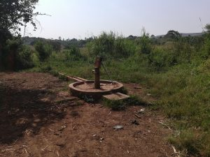 The Water Project:  Second Nonfunctional Well