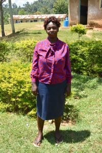 The Water Project:  Teacher Beatrice Rono