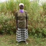 The Water Project: Shihome Community, Oloo Njinuli Spring -  Elizabeth Bushuru