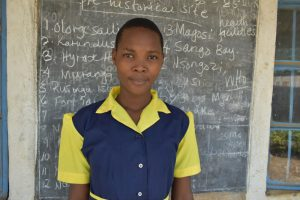 The Water Project:  Student Careen