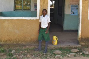 The Water Project:  Lesley