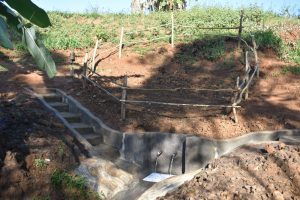 The Water Project:  Completed Olando Spring