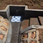 The Water Project: Shihome Community, Oloo Njinuli Spring -  Flowing Water